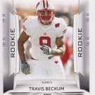 2009 Playoff Prestige TRAVIS BECKUM Rookie Make offers we sell cards (stk#ft19)