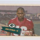 2001 Tradition Glossy JAMAL REYNOLDS   Rc  serial numbered to 2001      (stk#31)
