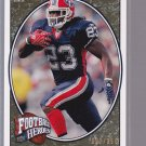 2008 UD Football Heroes  MARSHAWN LYNCH  numebered to 350   (stkft37)