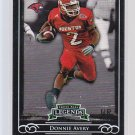 Press Pass DONNIE AVERY serial numbered to 499        (stk#27)