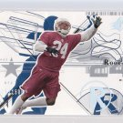 2002 SPX  Mike RUMPH Rookie  serial numbered to 1500       (stk#28)