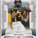 2009 Playoff Prestige PAT WHITE Rookie Make offers = we sell cards (stk#ft17)