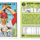 2011 TOPPS ORIGINAL BACK 60YOT-75 STEVE CARLTON