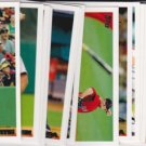2010 Topps BOSTON RED SOX  series 1 & 2 Team set = 24 card Set!