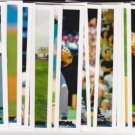 2010 Topps LOS ANGELES DODGERS series 1 & 2 Team set = 21 card Set!