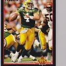 Brett Favre 1993 Pinnacle Men of Autumn #37  ---stk493