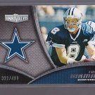 2010 Topps Unrivaled Greats #UGTA Troy Aikman SERIAL #ed   *stk0491