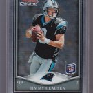 2010 Bowman Chrome #BCR10 Jimmy Clausen RC   *stk0477
