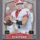 Silver GLITTER VERSION ! Matthew Stafford Lions 2009 Sage HIT #59      _ stk0190