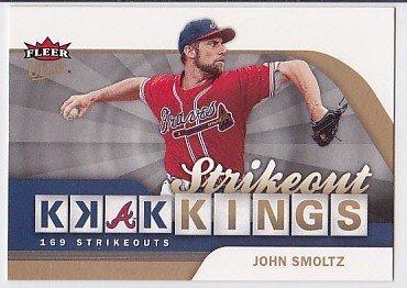 2006 Ultra Strikeout Kings #10 John Smoltz       stk0279