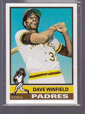 2011 TOPPS 60 years of Topps  60YOT-84 Dave Winfield