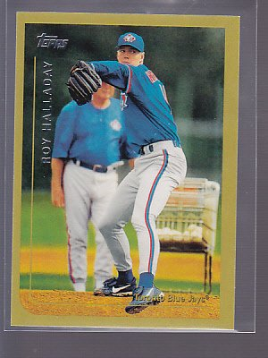 2011 TOPPS 60 years of Topps  60YOT-107 Roy Halladay