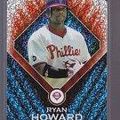 2011 Topps Diamond Stars #DS22 Ryan Howard  PHILLIES