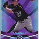 2009 Upper Deck Spectrum   GARRETT ATKINS   #34 *stk0195