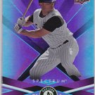 2009 Upper Deck Spectrum   MATT HOLLIDAY   #30 *stk0193