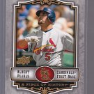 2009 Upper Deck A Piece of History #86 ALBERT PUJOLS      *stk0151