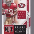 2009 ABSOLUTE RJC RC JERSEY GLEN COFFEE ALABAMA 49ERS