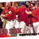 2010 Topps BOSTON RED SOX  series  2 Team set = 14 card Set!