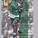 Keyshawn Johnson ROOKIE Card RC Jets 1996 Fleer   (STKft57)