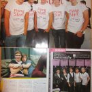 One Direction Japanese clippings / articles