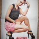 Leighton Meester poster & clippings