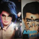 Adam Lambert clippings and posters