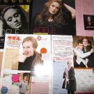 Adele Japanese clippings