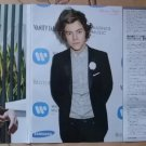 One Direction Japanese clippings / articles / pin ups #4