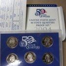 2004 Proof Quarter Set, #3408