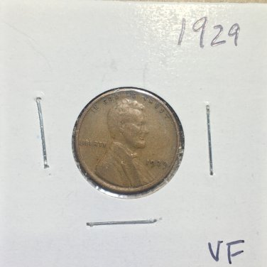 1929 Lincoln Wheat Cent, #2798