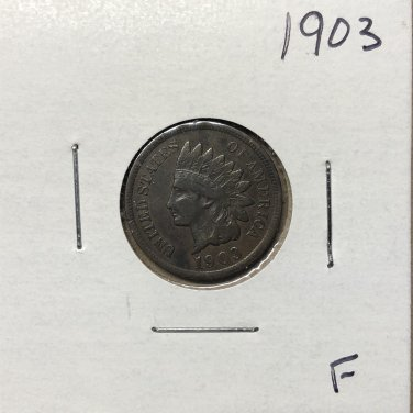 1903 Indian Head Cent, #3609