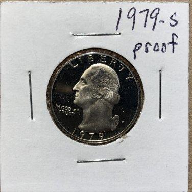 1979-S Proof Washington Quarter #1059