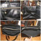 Nine West Black Tote/Shoulderbag/Briefcase