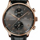 IWC: Portuguese Automatic Chronograph