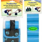 Blue Paw Dispenser + 315 Waste Bags