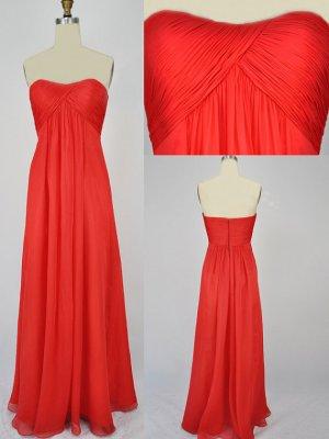 Custom Red Sweetheart Prom Evening Party Wedding Bridesmaid Dress 2013