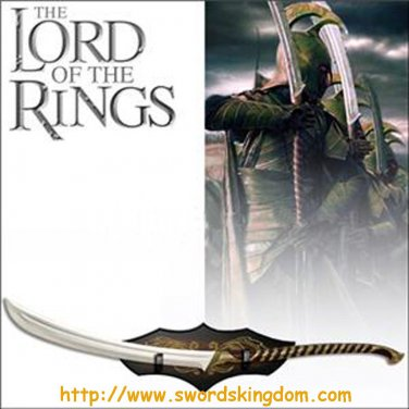High Elven Warrior Swords from The Lord of the Rings