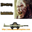 Uruk Hai Scimitar - Lord of the Rings