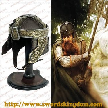 Gimli Helmet from Lord of the Rings