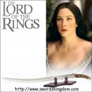 Hadhafang Swords of Arwen from The Lord of the Rings