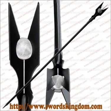 STAFF OF SARUMAN MIDDLE EARTH - LORD OF THE RINGS