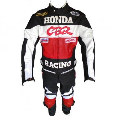 honda cbr leather suit for motorbike safe riding