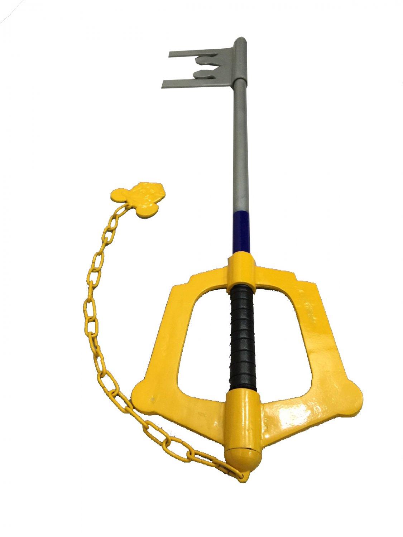 Kingdom Hearts II Sora Halloween Keyblade Weapon