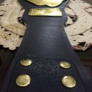 BG003 Pride Gold Color Hand Made Championship Replica Belt Size 51 Inches Length