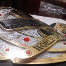 MMA UFC Rare Hand Made Bellator Fighting Championship replica belt size 51 long