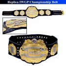 IWGP HEAVY WEIGHT CHAMPIONSHIP REPLICA BELT THICK METAL PLATES ADULT SIZE 51""