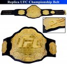 UFC Championship Belt Ultimate Fighting Replica Belts Adult Size Real Leather 51
