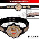 MMA IFL World Grand Prix International Fight League Championship Replica belt