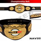MMA Elite XC Championship Belt Mixed Martial arts Replica Belts Real Leather 51""