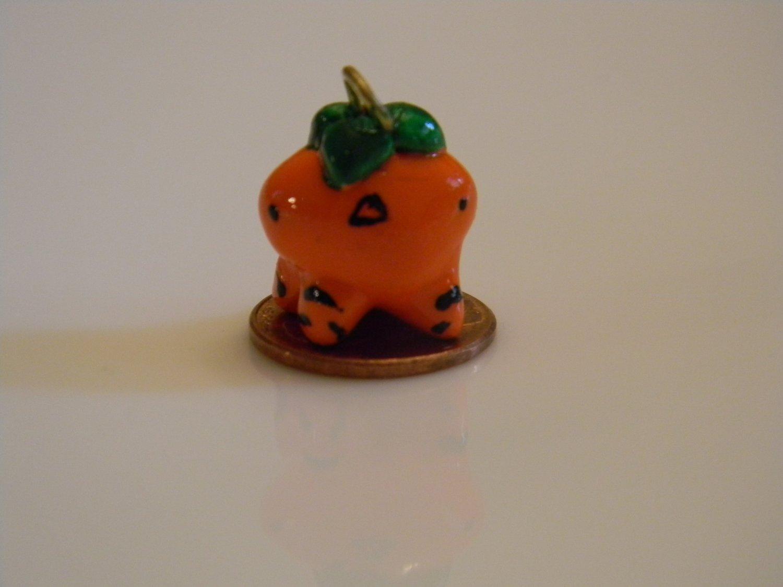 Carrot-o-Pus Charm